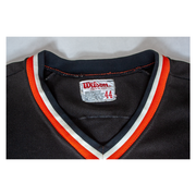 Willie McCovey - 1980 Black Giants Game-Used Jersey