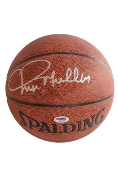 Signed Authentic NBA Basketball