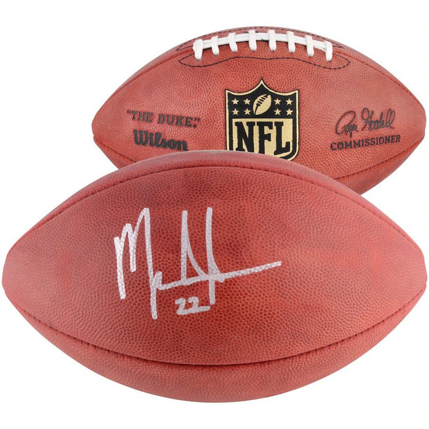 LIVE Video Signing & Authentic Football