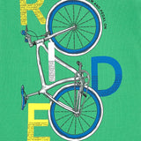 Green Bike T-Shirt