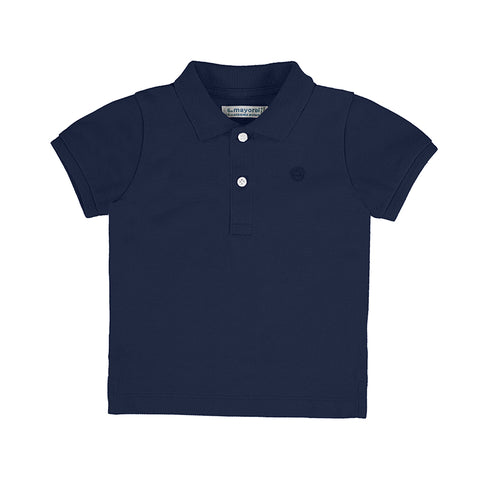 Boys Nautical Basic S/S Polo