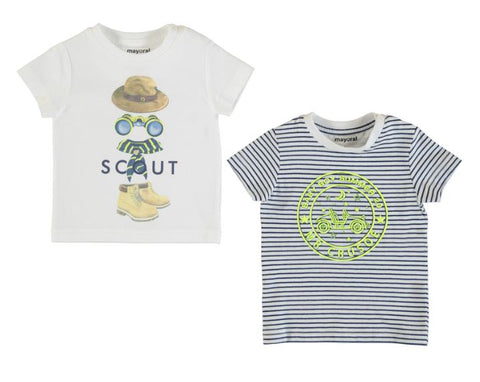 2 Piece Scout T-Shirts