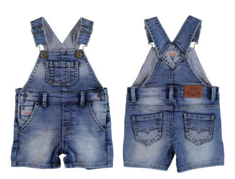Denim Toddler Overalls