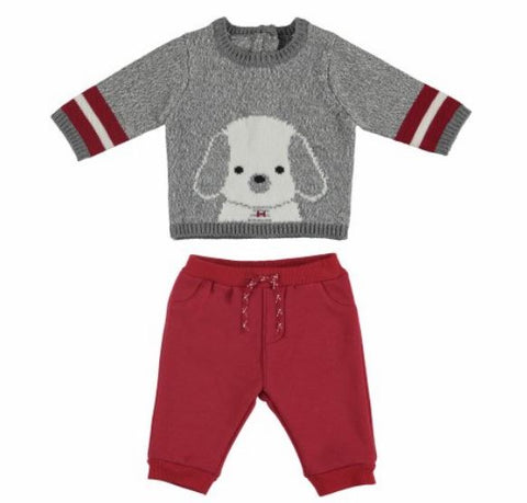 Red Puppy Set