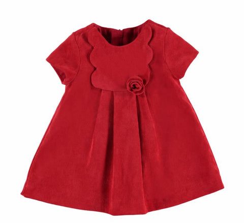 Cherry Gurls Cord Dress