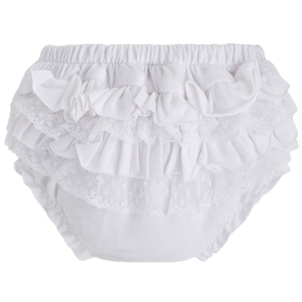Ruffled Knickers
