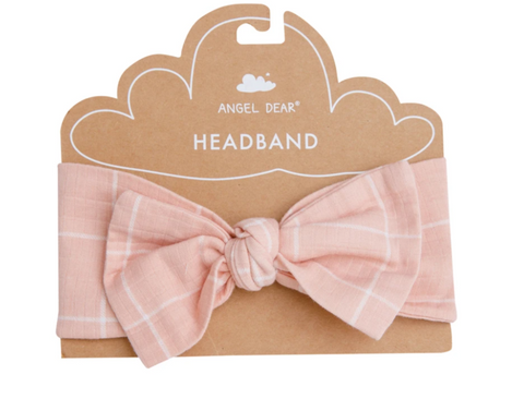 Off The Grid Headband Pink