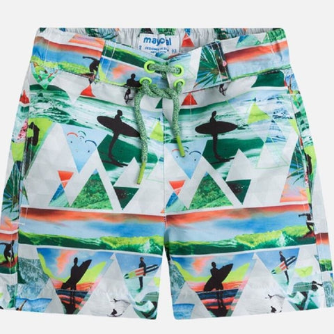 Surf Swim Boys Shorts