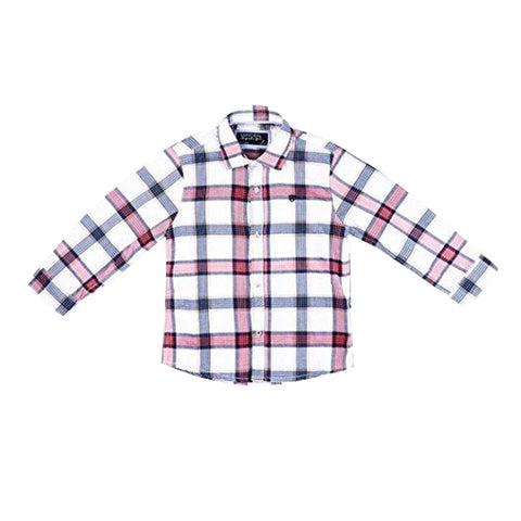 Blackberry L/s Checked Shirt