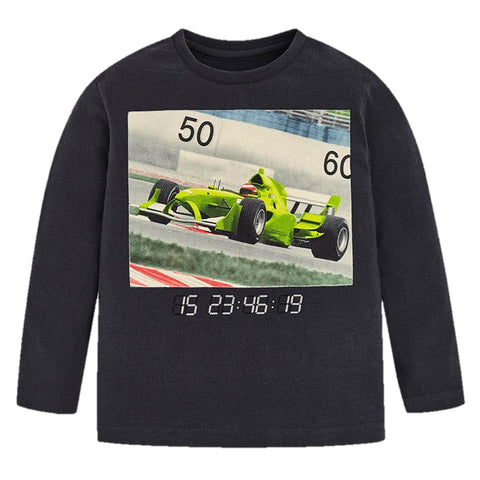 Tire Cars Long Sleeve Shirt
