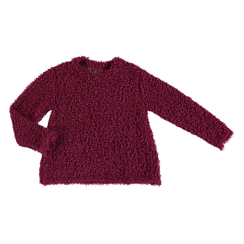 Girls  Cherry Sweater