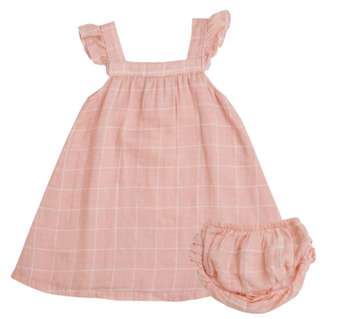 Girls Off the Grid Sundress/Diaper Cover