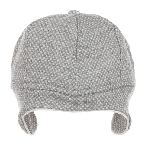 Gray Mayoral Beret Hat