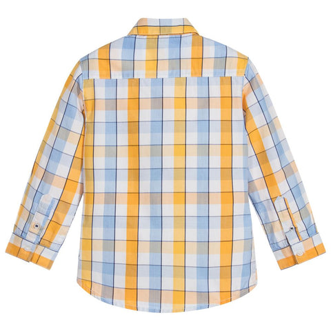 Bee L/S Checker Shirt