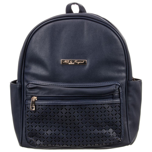 Navy Diaper Backpack