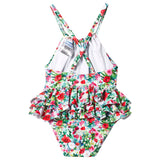 Floral Printed Swimsuit