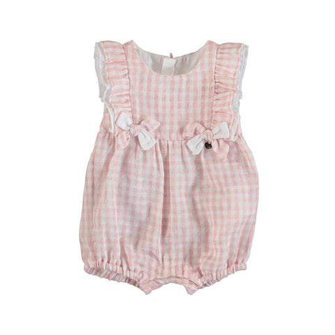 Girls Candy Short Dungaree
