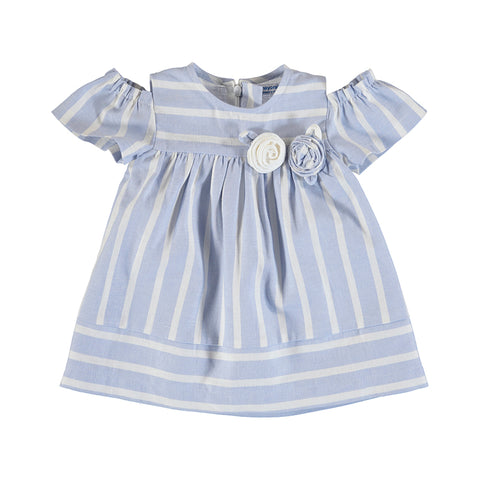 Girls Sky Stripes Dress