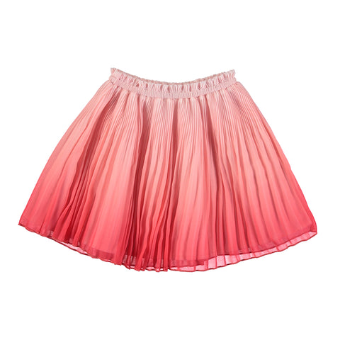 Girls Flamingo Tie Dye Skirt