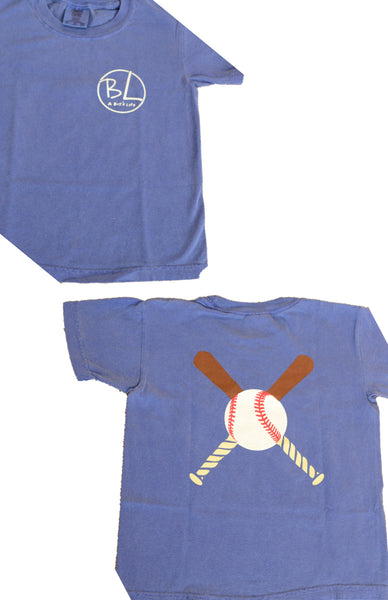 Swing Batter Batter, Swing Comfort Color Tee
