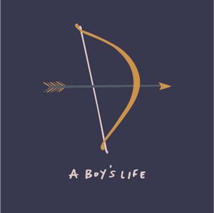 A Boy's Life - Bow & Arrow Tee