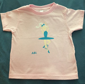 ABL Loves Her Tiny Dancer Tee