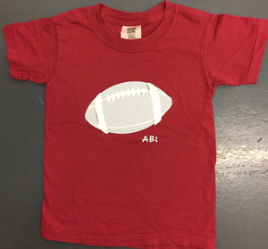 ABL Short Sleeve Football Tee