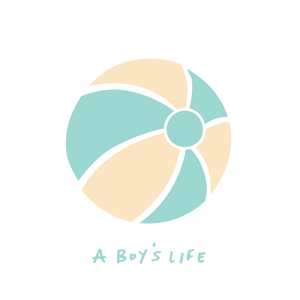 A Boy's Life - Beach Ball Tee