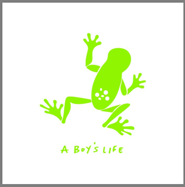 ABL Lime Green Froggy Tee