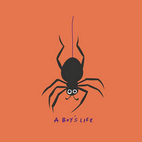 A Boy's Life - Itsy Bitsy Spider Tee