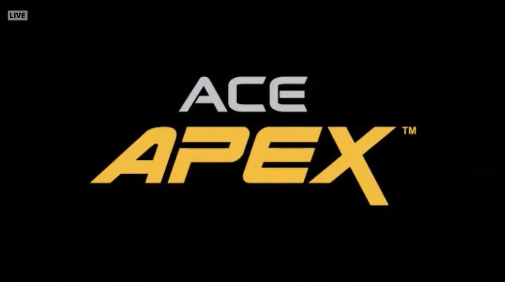 New Garrett ACE APEX Video