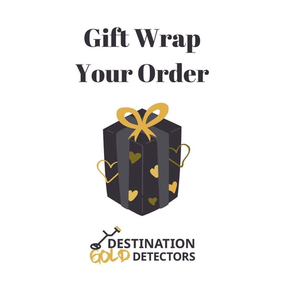 Gift Wrapping Available 🎁-Destination Gold Detectors