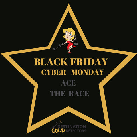Ace The Black Friday Race