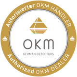 Authorized OKM Dealer Badge