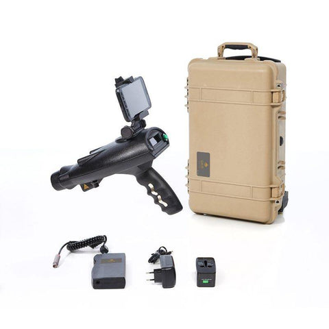 OKM Bionic X4 with accessories and case