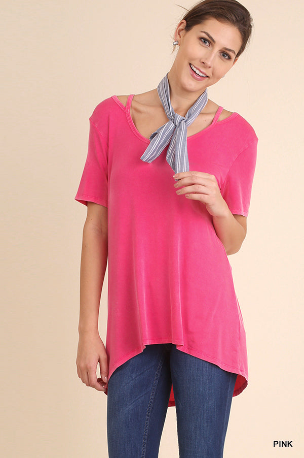 So Pink Top - Modish Boutique