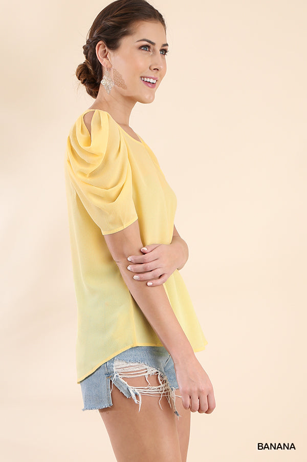 Banana Classic Top - Modish Boutique