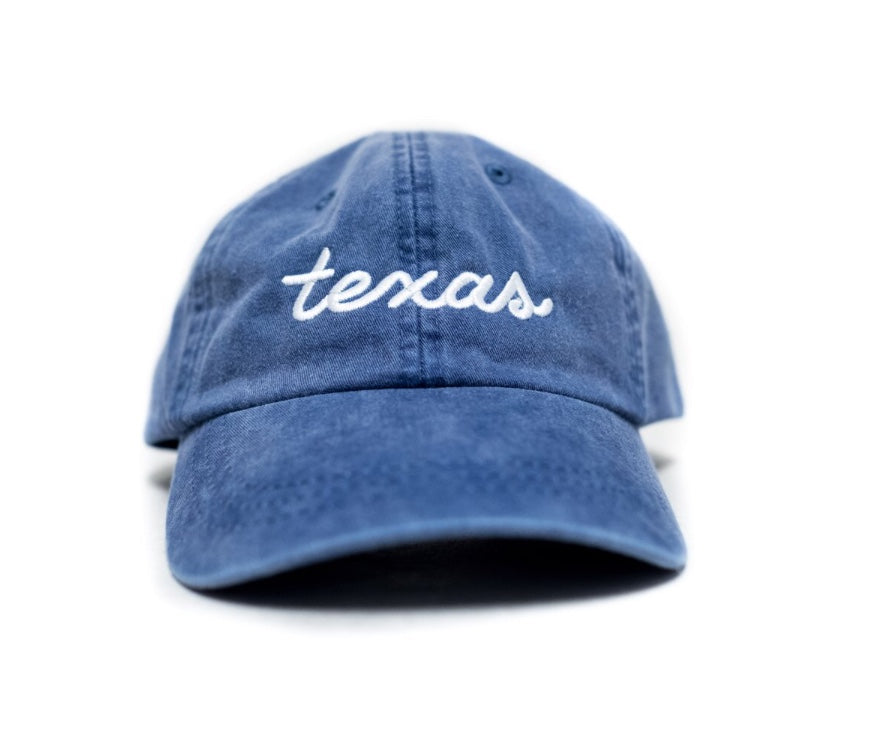 Texas Script Hat - Modish Boutique
