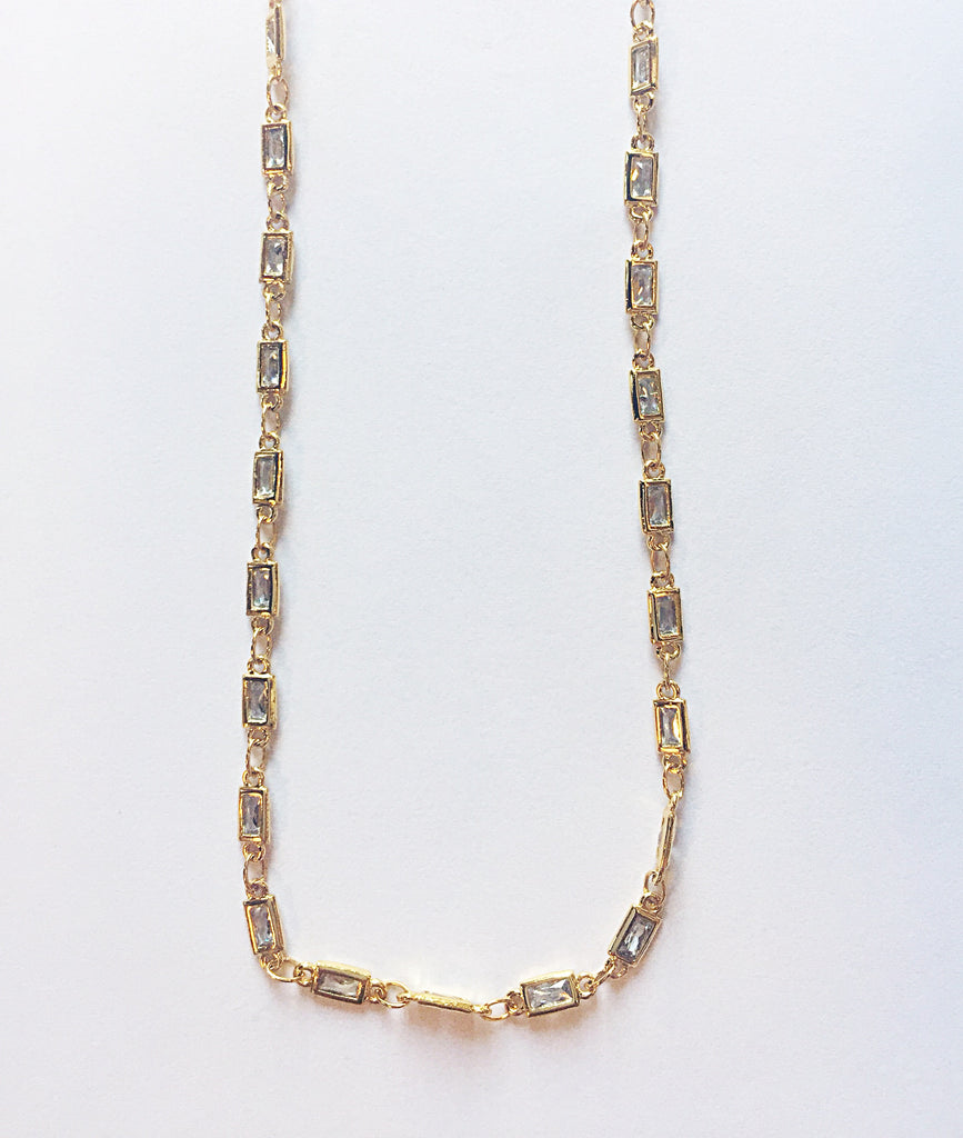 Gold Chain Choker - Modish Boutique