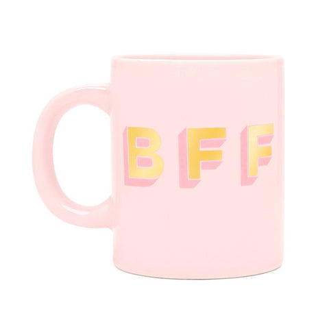 BFF Ceramic Mug - Modish Boutique
