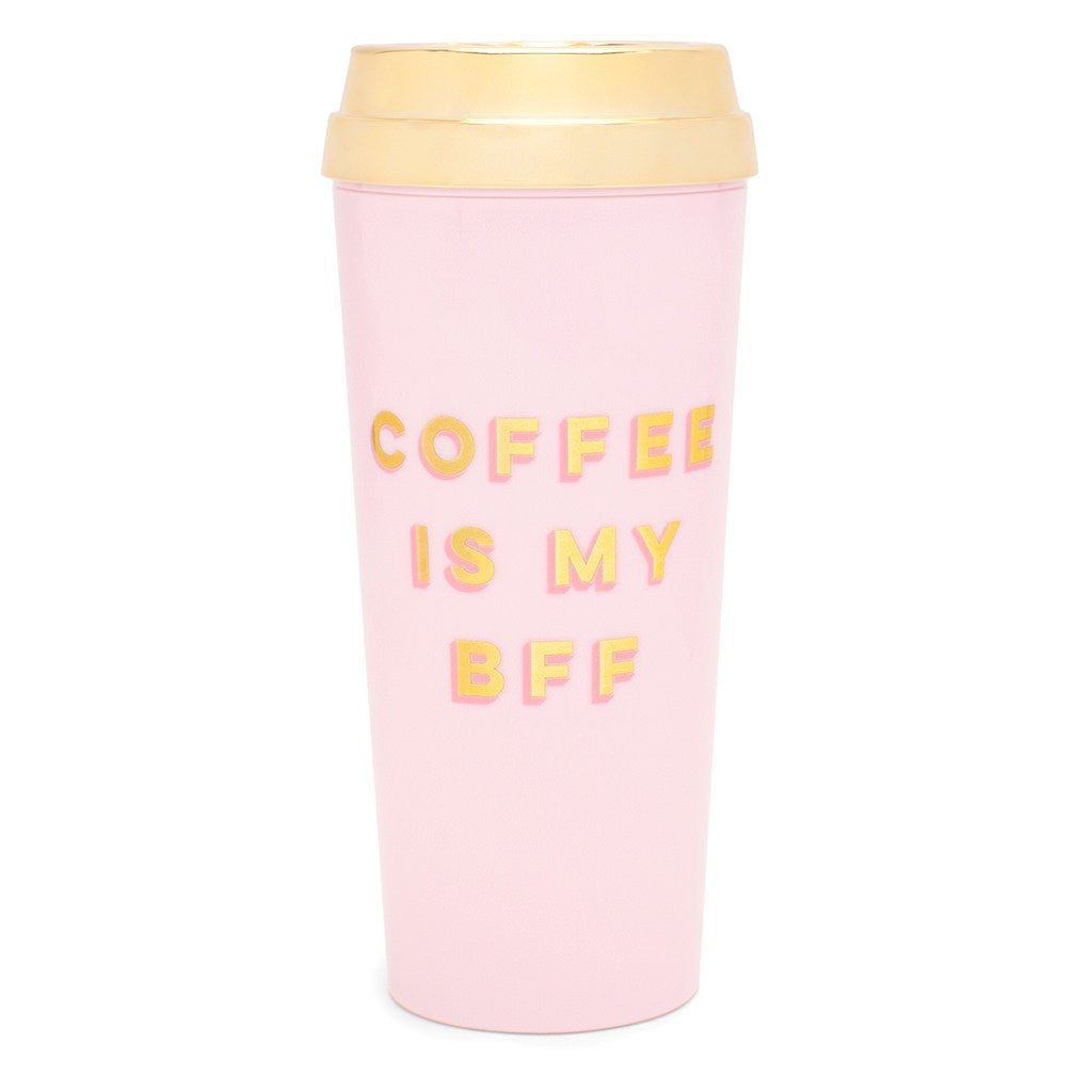 Coffee Is My BFF Thermal Mug - Modish Boutique