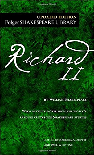 RICHARD II - SHAKESPEARE - ED. MOWAT
