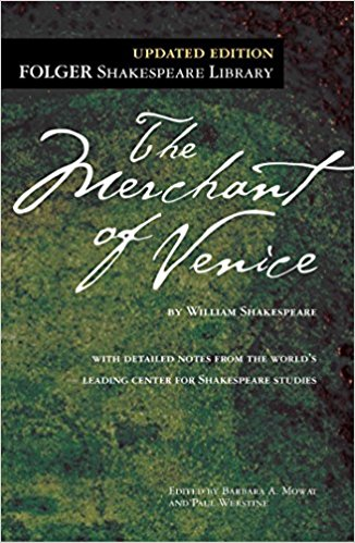 THE MERCHANT OF VENICE - SHAKESPEARE - ED. MOWAT