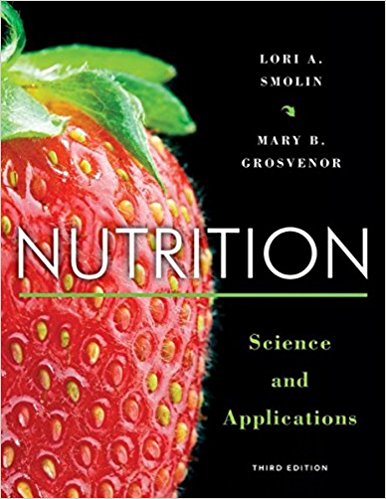 NUTRITION:SCIENCE AND APPLICATIONS