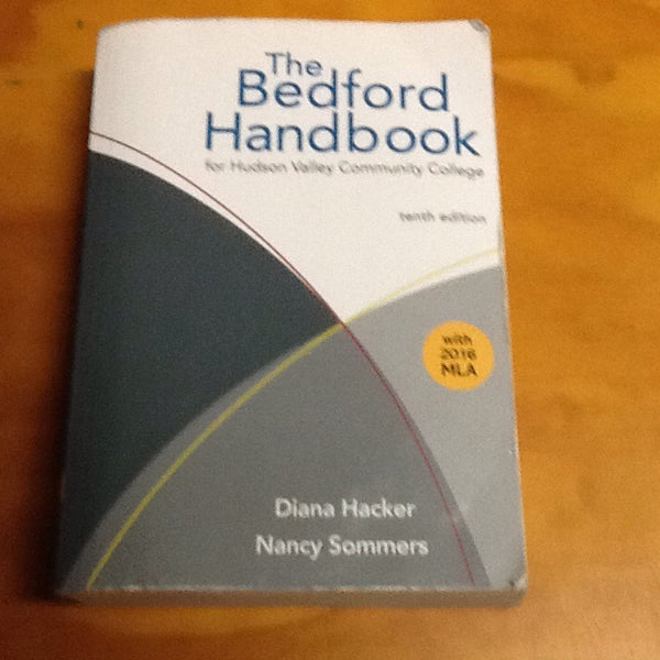 The Bedford Handbook for HVCC - Hacker