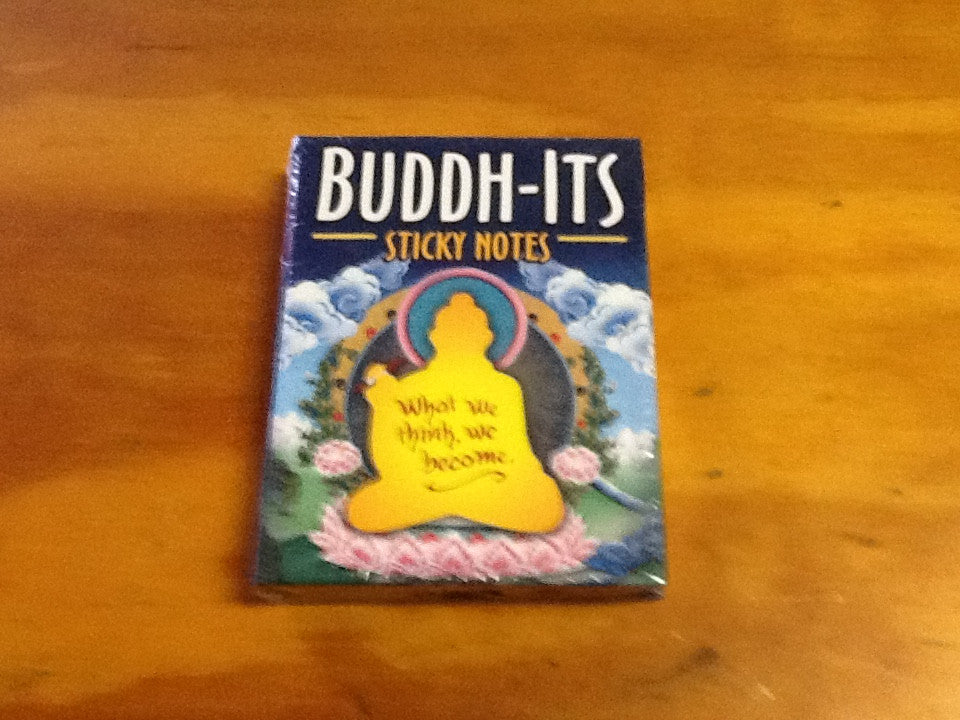 BUDDH-ITS STICKY NOTES