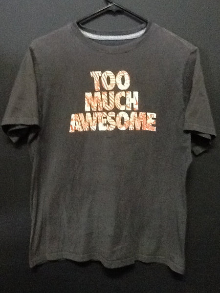 Nike-Too Much Awesome T-Shirt