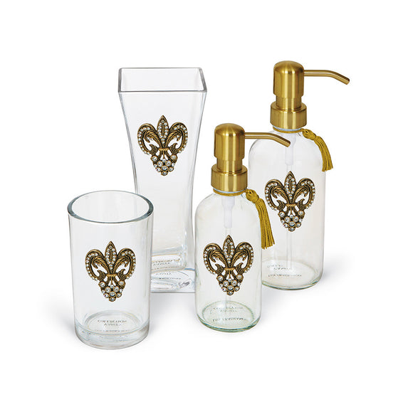 Vanity Collection - Fleur De Lys Fancy (Case of 2)