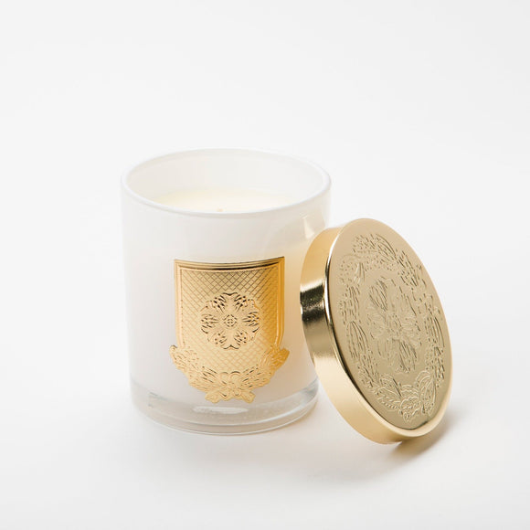 Creme Brulee Candle - 10 oz. Lidded Candle  (case of 6)