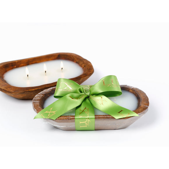 Holiday 3 Wick Dough Bowl Candle (case of 4)